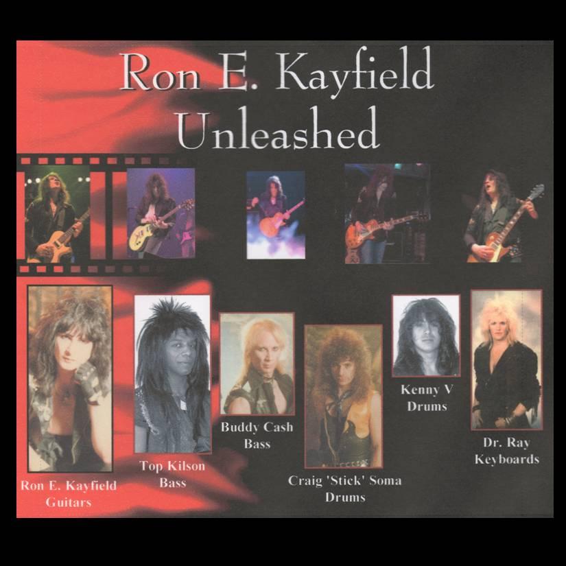 Ron E  Kayfield